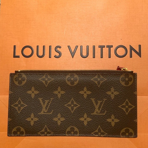 Louis Vuitton Handbags - Louis Vuitton Felicie Monogram New Wallet